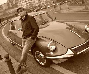 car, citroen, and Classik image