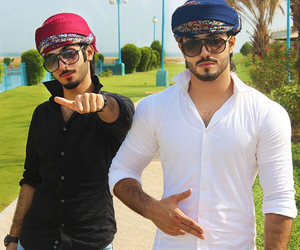 arabic, handsome, and perfect image
