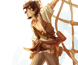 leo valdez, percy jackson, and Leo image
