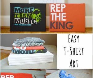 art, canvas, and t-shirts image