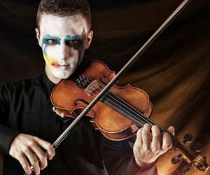 applause, Lady gaga, and violin image