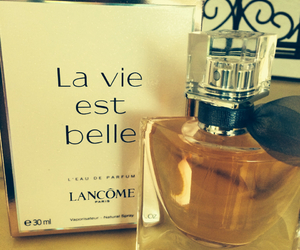 fashion, parfum, and la vie est belle image