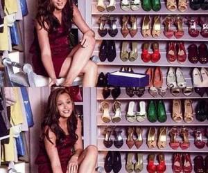 blair, high heels, and serena image