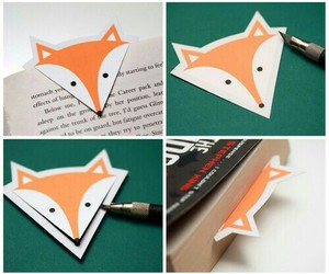 diy, book, and fox image