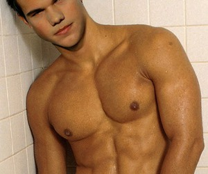 jacob black and Taylor Lautner image