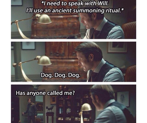 dogs, hannibal, and obsession image