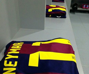 Barca and neymar image
