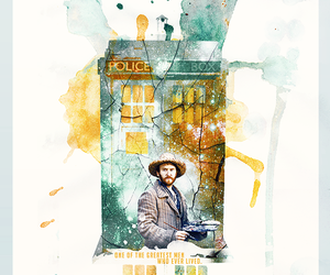 doctor who and vincent van gogh image