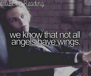 book, jace, and the mortal instruments image