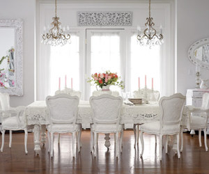 white and room image
