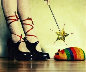 heels, mouse, and shoes image