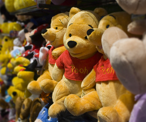 pooh, disney, and cute image