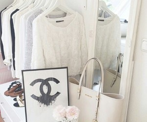 chanel and clothes image