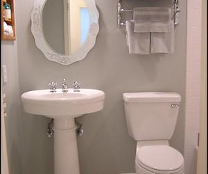 bathroom remodel ideas, small bathroom design, and small bathroom ideas image