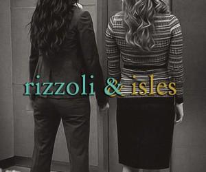 isles, rizzoli, and sasha alexander image