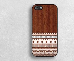 wooden, iphone 4s cases, and iphone 4 protector image