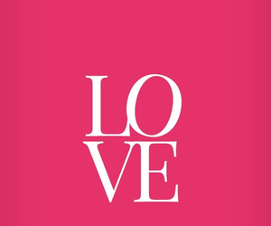 pink, love, and girl image