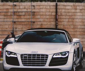 luxury, audi, and car image