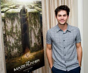 dylan o'brien, the maze runner, and teen wolf image