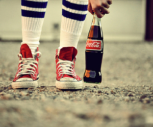 coca cola, relax, and cute image