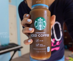 starbucks, tumblr, and coffee image