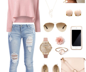 clothes, fashion, and phone image