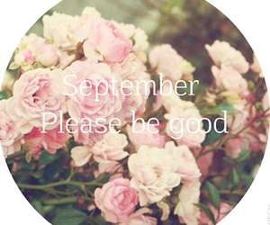 be ok, take heart, and September image