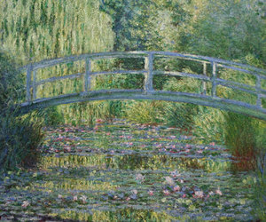 art, monet, and france image