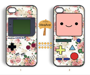 bmo, adventure time, and iphone 4 case image