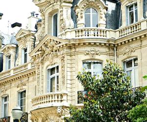architecture, paris, and dream house image