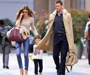 family, couple, and Gisele Bundchen image
