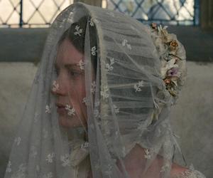 Mia Wasikowska, bride, and jane eyre image