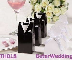 wedding, wedding decoration, and bride image