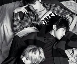 infinite, sungjong, and woohyun image