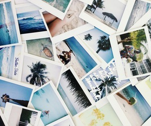 summer, photo, and memories image