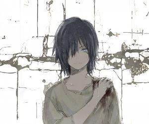 nezumi, no.6, and anime image