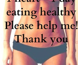 healthy, workout, and fitness motivation image