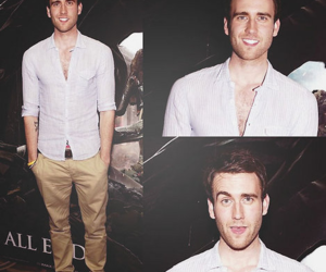 harry potter, neville, and Matthew Lewis image