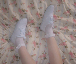 shoes, socks, and soft image