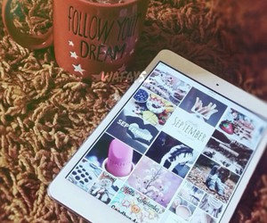 autumn, chocolate, and weheartit image