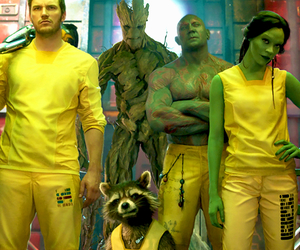 groot, drax, and guardians of the galaxy image