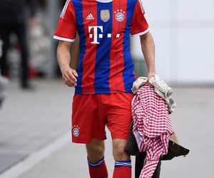 germany, thomas muller, and love image