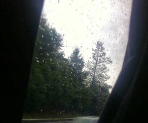 sadness, rain, and sad image