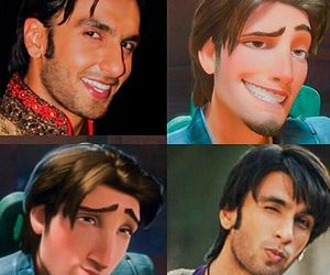 bollywood and disney image