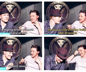 interview, twilight, and jamesmcavoy image