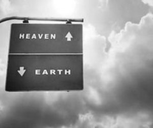 earth and heaven image