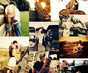 country, country couples, and cute image