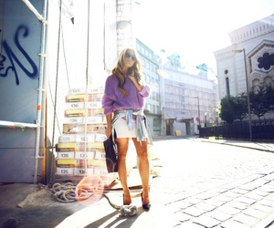 fashion, makeup, and outfits image