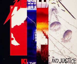 metallica, master of puppets, and and justice for all image