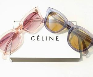 fashion, celine, and sunglasses image